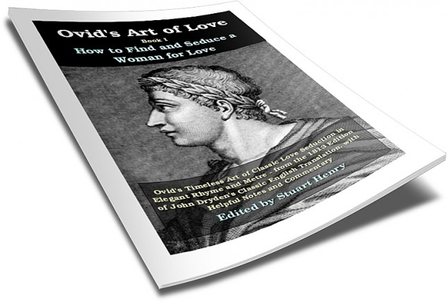 Ovid's Art of Love Book 1 cover image