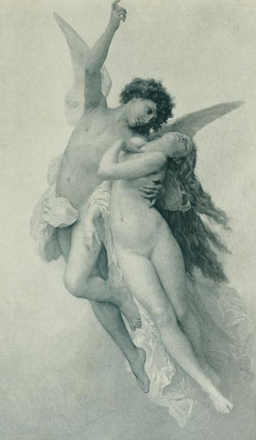 Image of Psyche et L'Amour by William-Adolphe Bouguereau