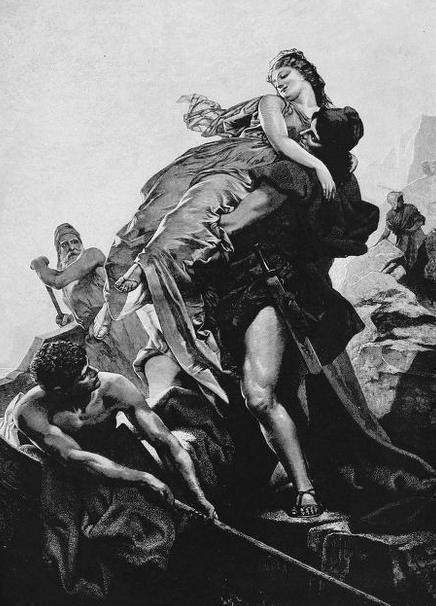 Abduction of Helen image