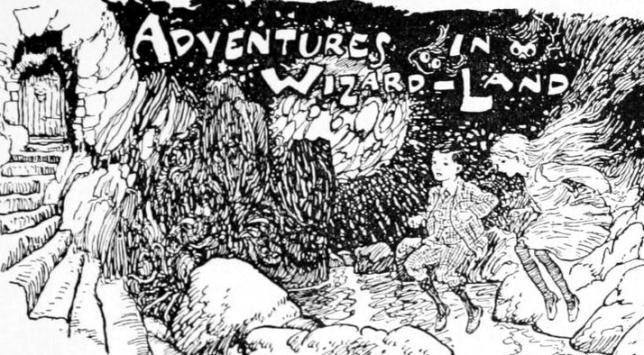 Adventures in Wizard-Land image