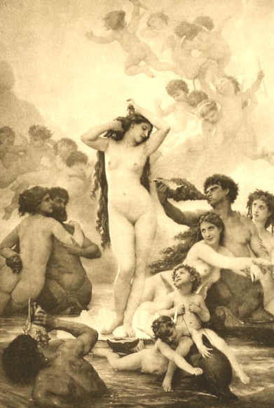 The Birth of Venus image