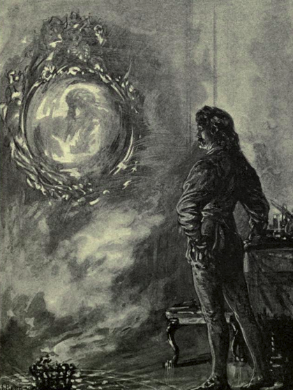 Image of Cosmo & the enchanted mirror