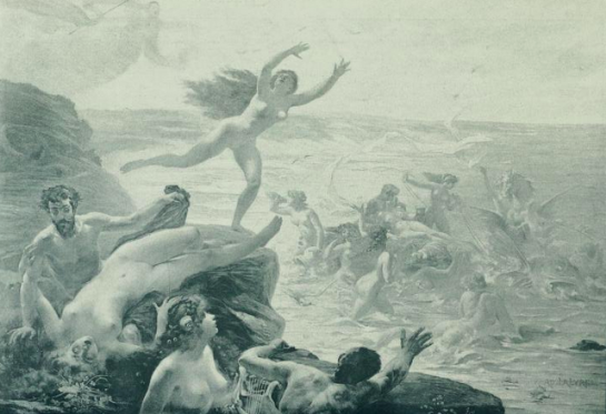 Image of Jason and the Sirens