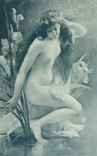 Image of spring nymph
