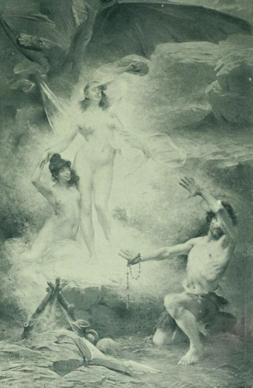 'The Temptation' image