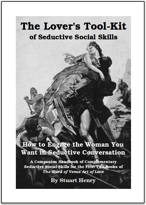 The Lover's Tool-Kit of Seductive Social Skills - book cover image